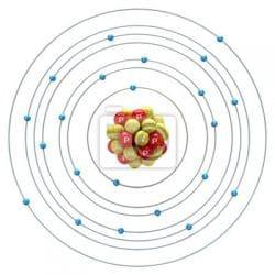 configuración electrónica del Titanio