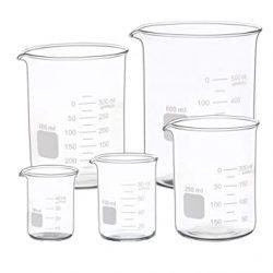 Características de un vaso de precipitado