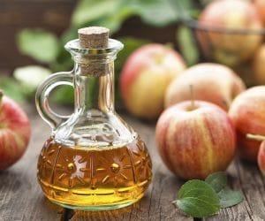 ¿Qué características afectan a la densidad del vinagre?
